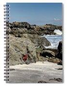 Ylang Ylang Spiral Notebook