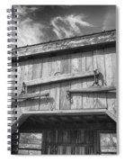 Yoke 7p01958b Spiral Notebook