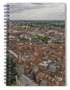 York From York Minster Tower II Spiral Notebook