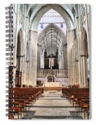 York Minster 6114 Spiral Notebook