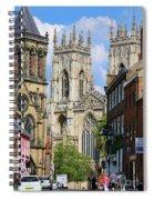 York Minster 6172 Spiral Notebook