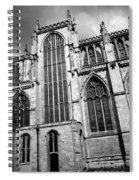 York Minster Spiral Notebook