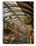 York Railway Station Spiral Notebook