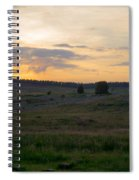 Yorkshire - Sheepwash Osmotherley Spiral Notebook