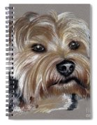 Yorkshire Terrier- Drawing Spiral Notebook