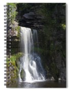 Yorkshire Waterfall Spiral Notebook