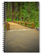 Yosemite Falls Trail Spiral Notebook