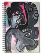 You And I Are Spiral Notebook