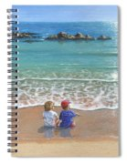 You And Me Spiral Notebook