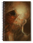 You Are Not Angel Spiral Notebook