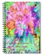 You As Lord Spiral Notebook