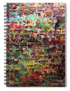 You Can Only Rely On G-d Spiral Notebook