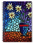 You Cant Hide Beautiful Spiral Notebook