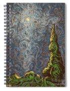 You Illuminate Me Spiral Notebook