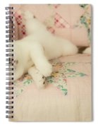 You Love Me Don't You Spiral Notebook
