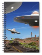 You Never Know . . . 5 Spiral Notebook