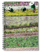 You Reap What You Sow Spiral Notebook