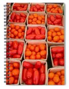 You Say Tomato Spiral Notebook