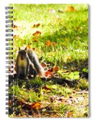 You Talking To Me? Spiral Notebook