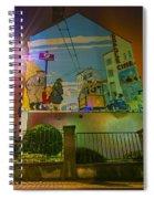 Young Albert Spiral Notebook
