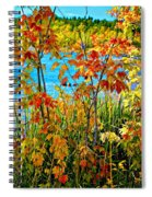 Young And Brash 2 Spiral Notebook
