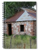 Young Arizona Where Everything Is Old Spiral Notebook