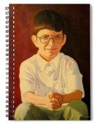 Young Boy Spiral Notebook