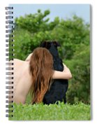 Young Earth Spiral Notebook