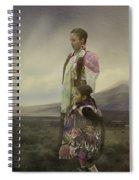 Young Girls Spiral Notebook
