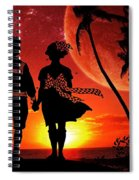 Young Love Spiral Notebook