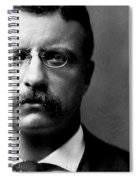 Young Theodore Roosevelt Spiral Notebook
