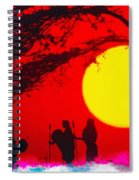 Young Warriors Spiral Notebook