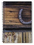 Your Lucky Horseshoe Spiral Notebook