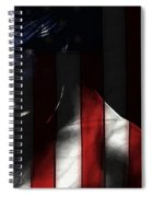 Your Nation Your First Love Spiral Notebook