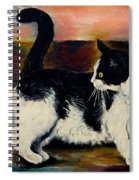 Your Pets Commission Me To Paint Spiral Notebook