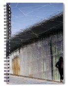 You're Always Late Spiral Notebook
