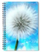 Youthful Wish Spiral Notebook