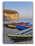 Yport 1 Spiral Notebook
