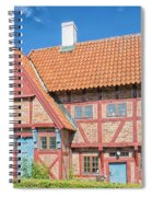 Ystad Old Mayors House Spiral Notebook
