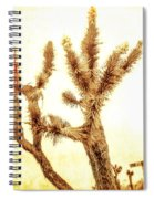Yucca At Ave. J And 187 St. Spiral Notebook