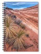 Yucca Valley Spiral Notebook