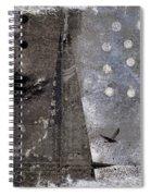 Yuki Desu  It Is Snowing Spiral Notebook
