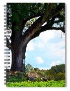 Yum Yum Tree Spiral Notebook