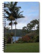 Yungaburra Lake View Spiral Notebook