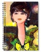 Yuri Spiral Notebook