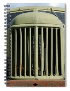 Z I L - 157 Spiral Notebook