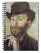 Zachary Zakarian Spiral Notebook