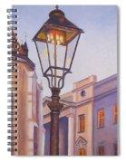 Zagreb Gaslight - Croatia Spiral Notebook