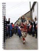 Zangarron 2 Spiral Notebook