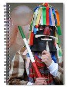 Zangarron 9 Spiral Notebook